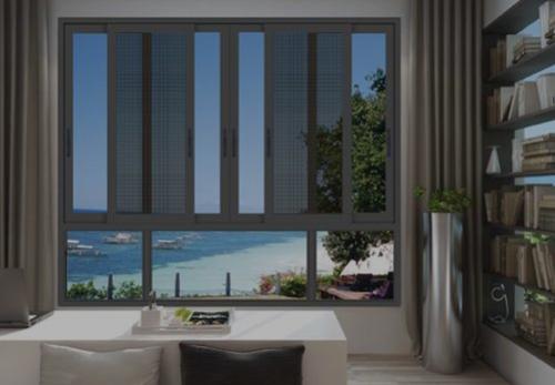 虹鑫铝材提醒您门窗安装需要注意的事项